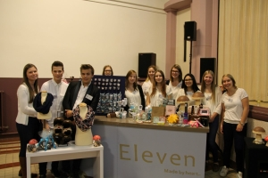 Start mini-onderneming Eleven